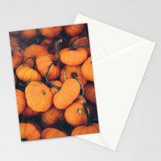 Obligatory Pumpkin Selfie  Stationery Cards