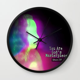 Masterpiece Wall Clock
