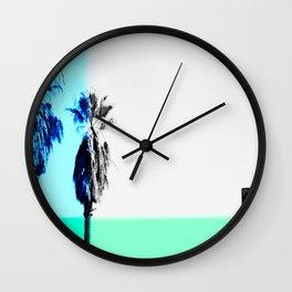 Abstract Traffic Light Wall Clock