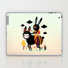 Walking Away Laptop & iPad Skin