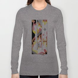 w typo Long Sleeve T-shirt