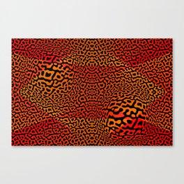 Colorandblack serie 157 Canvas Print