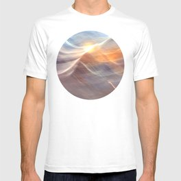 Earth , Wind & Fire (abstract) T-shirt