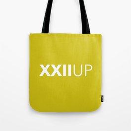 XXIIUP Tote Bag