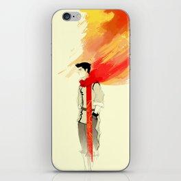 Mako iPhone Skin