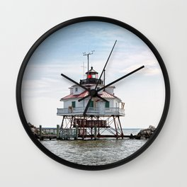 Thomas Point Lighthouse Wall Clock