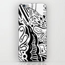 W iPhone Skin