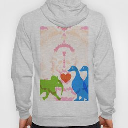 Family (Blue and Blue) Hoody