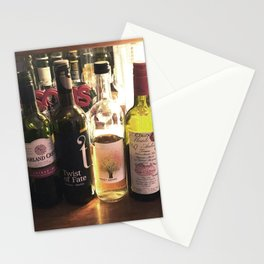 Wine Tasting Stationery Cards
