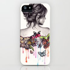 Butterfly Effect iPhone (5, 5s) Slim Case