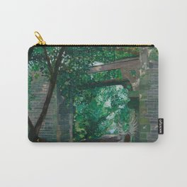 Green Lane Bridge - Wormelow, Herefordshire Carry-All Pouch
