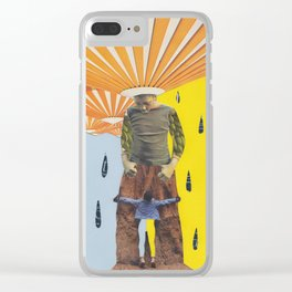 My apologies Clear iPhone Case