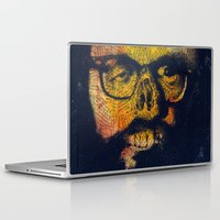 howl Laptop & iPad Skins featuring Howl by Alec Goss