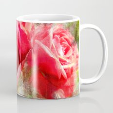Red Roses Bouquet Mug
