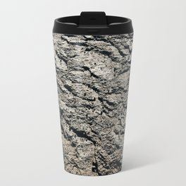Layers of Desert Floor Travel Mug
