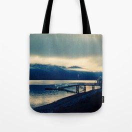 Lake Te Anau Tote Bag