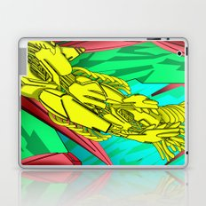 AUTOMATIC WORM 5 Laptop & iPad Skin