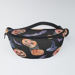 Halloween night Fanny Pack