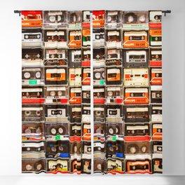 Something Nostalgic V - Music - Global Language #decor #society6 #buyart Blackout Curtain