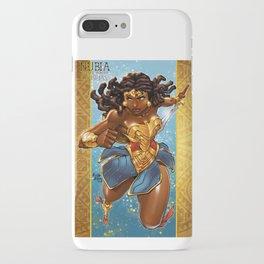 Nubia-WW of the Orishas iPhone Case