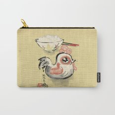 The Asian Chicken Rice Bowl Carry-All Pouch