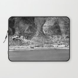 The hot springs. Western shore of Sea of Galilee Laptop Sleeve