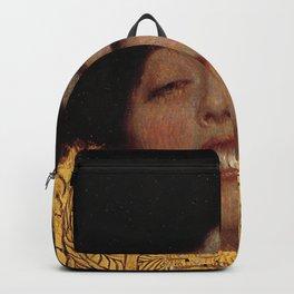 JUDITH AND THE HEAD OF HOLOFERNES - GUSTAV KLIMT Backpack