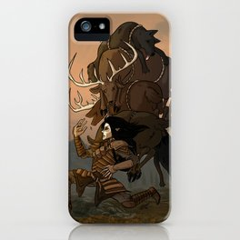 The Reality of Gaming  iPhone Case
