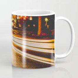 Time Lapse / Photography / Streetlights / Night Coffee Mug