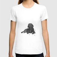 beagle T-shirts featuring Beagle by Carma Zoe