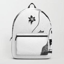 Deep beauty. Backpack