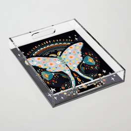 You are loved Acrylic Tray