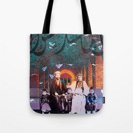 Arabian Collage #6 Tote Bag