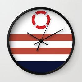 Life Ring,Nautical Wall Clock