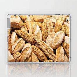 Bread baking rolls and croissants Laptop & iPad Skin