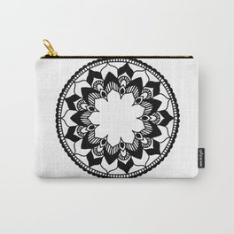 Indie Mandala Carry-All Pouch