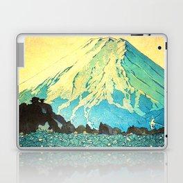Waddling through Kennijo Lake Laptop & iPad Skin