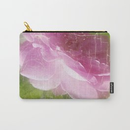 Pinky Rose Carry-All Pouch