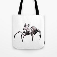 Spider-Dog Tote Bag
