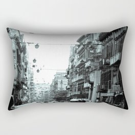 Naples, Spanish Quarter 1 Rectangular Pillow