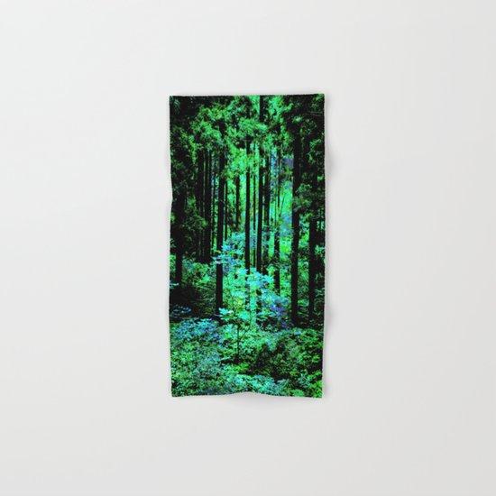 Enchanted Forest Hand & Bath Towel