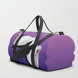 Two Swans Duffle Bag