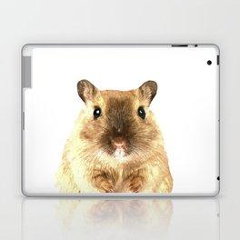 Hamster Portrait Laptop & iPad Skin