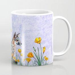Channel Island Fox (Blue Sky) Coffee Mug