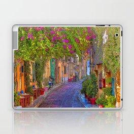 A Quiet Walk Laptop & iPad Skin