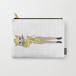 Kitty Blonde Ambition Carry-All Pouch