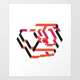 Joico Art Print