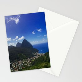 Pitons Stationery Cards