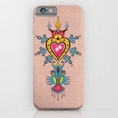 The Heart Rules iPhone 6s Slim Case
