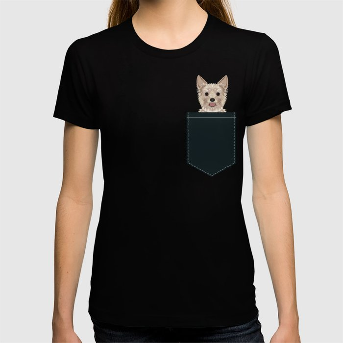 Tanner - Yorkshire Terrier gifts and gifts for dog person and dog people gift ideas T-shirt